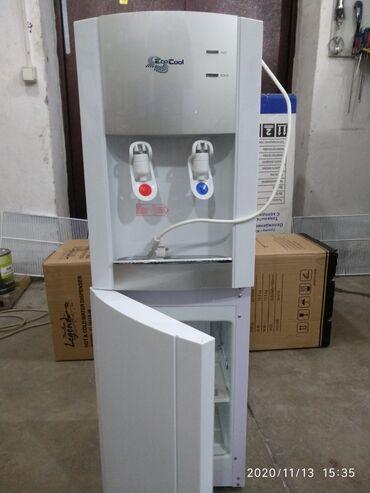 Продаю б/у диспенсеры с мини холодильником в отличном состоянии