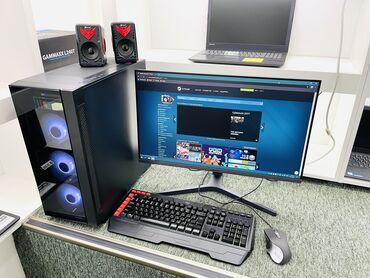 джойстики msi в Кыргызстан: Компьютер игровой Мощный-модель-AORUS/MSI-процессор-AMD Ryzen 7/2700