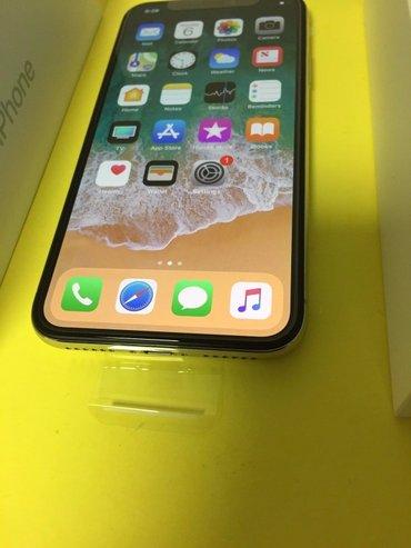 Apple iPhone X 256GB золотоКупить 2 получить 1 бесплатную + in Бишкек