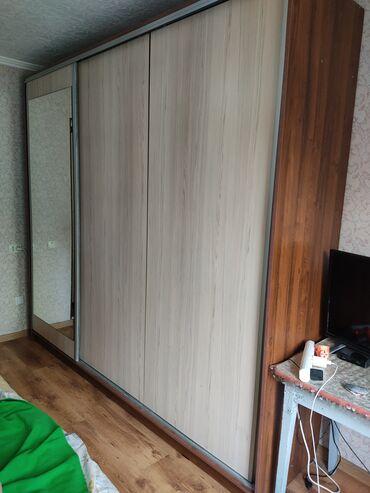 Срочно продаю шкаф и кровать, в связи с переездом. (Реальному