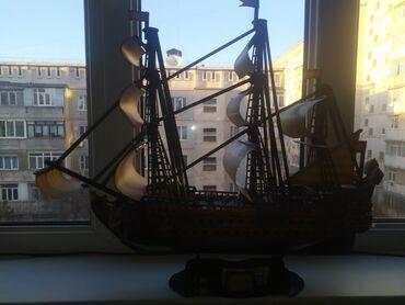 Пазл . 3D корабль