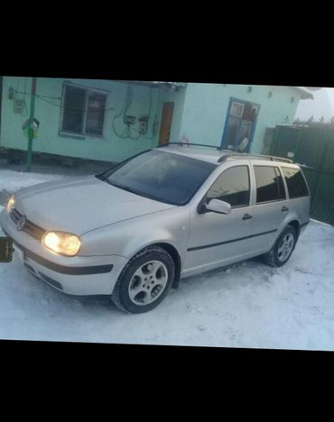 Volkswagen Golf 2001 в Бишкек