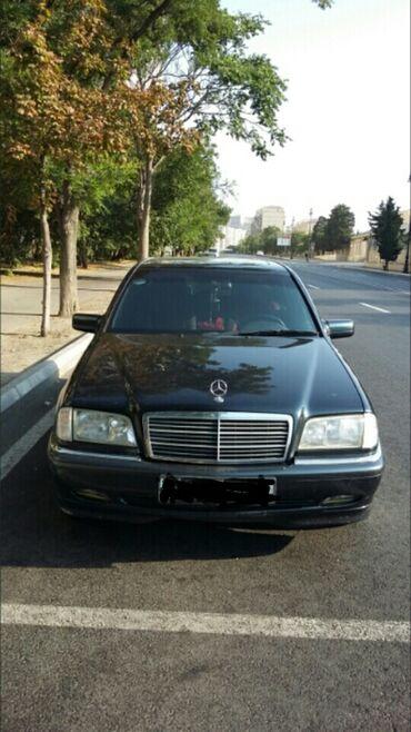 zapchasti stiralnykh mashin в Азербайджан: Mercedes-Benz C 180 1.8 л. 1998   275000 км