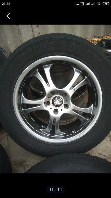Lexus Toyota продаю комплет дисков R18,Япония оригинал,ровные, без