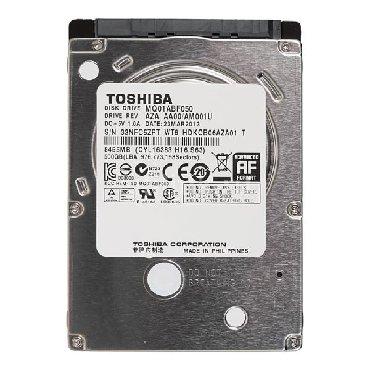 hard disc - Azərbaycan: Noutbuk ucun 500 gb hard diskNoutbuk ucun 500 gb Toshiba hard disk