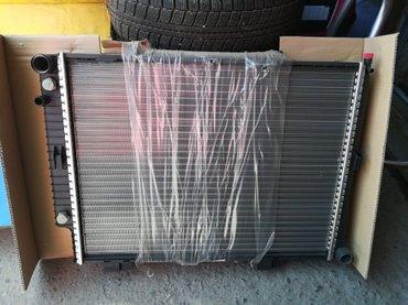 Радиатор W210 мотор 112 мотор 111 мотор 611 (новый)Фирма BEHR в Бишкек