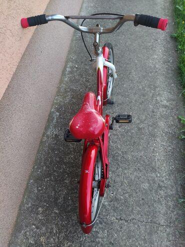 """Lg fino dual - Valjevo: Deciji bicikl X-Fire 16""""Decija bicikla X-Fire.Tockovi su 16"""", sto"""