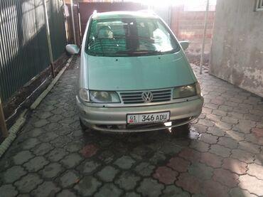 volkswagen ag в Кыргызстан: Volkswagen Sharan 2.8 л. 1998