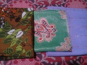 Платки женские,3 шт.,по 60сом за каждый платок в Лебединовка