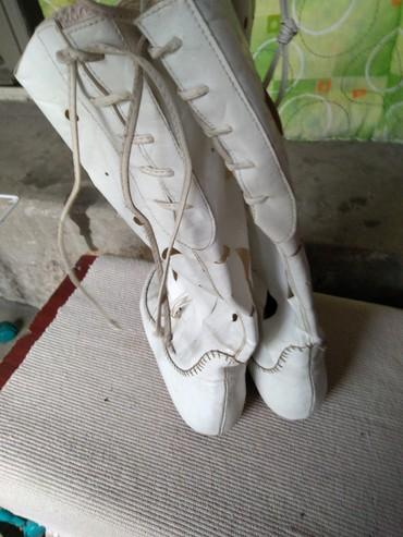 Čizme letnje bele br 38 - Kragujevac