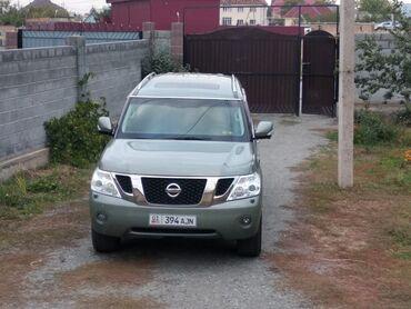 обмен авто на недвижимость in Кыргызстан | ПРОДАЖА УЧАСТКОВ: Nissan Patrol 5.6 л. 2011 | 197000 км