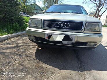 ауди-6 в Кыргызстан: Audi 100 2.6 л. 1994 | 270000 км