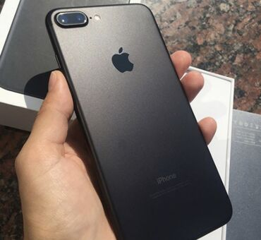 One plus 8 pro бишкек - Кыргызстан: Б/У iPhone 7 Plus 128 ГБ Черный