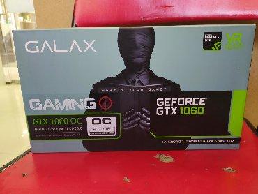 видеокарты 6 гб в Кыргызстан: Видеокарта Галакси geforce gtx 1060 6 гб в новом состояние цена 10000