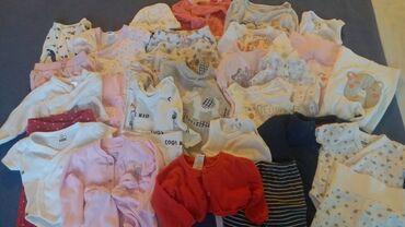 Bunde - Srbija: Za bebu devojcicu od 0 do 9 meseci,markirano ocuvano