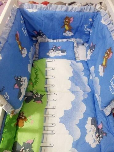 Ogradica za bebe - Srbija: Ogradica jorgan jastuče i čarsav