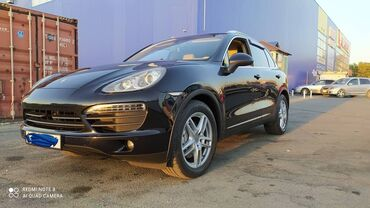 11236 объявлений: Porsche Cayenne Turbo 4.8 л. 2013   54000 км