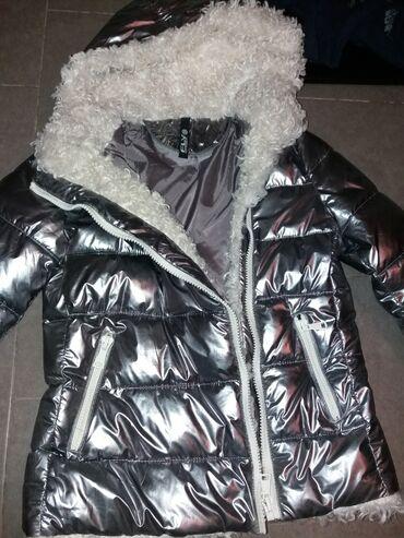 Итальянская шикарная стильная куртка, тёплая! Покупала Состояние как