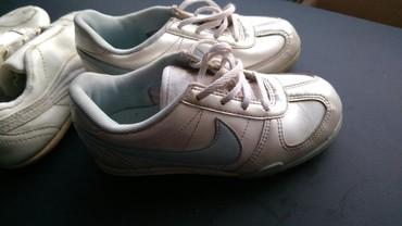 Dečije Cipele i Čizme | Vrbas: Nike za devojcice broj 26  15 cm unutrasnje gaziste