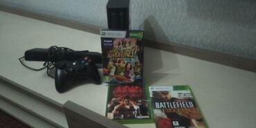 Xbox 360 & Xbox - Azərbaycan: Xbox 360+kinect+3 dene oyun asagi yeri 160