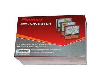 карты памяти memorystick micro m2 для навигатора в Кыргызстан: GPS навигатор Pioneer 4.3'' новый Celsior GPS - это современное