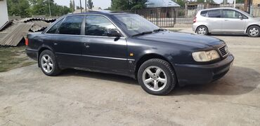 Транспорт - Покровка: Audi A6 2.6 л. 1995   180 км
