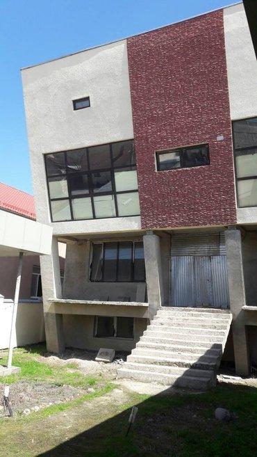 продаю 4-х этажный дом в центре, 600 м2 0702804110 в Бишкек