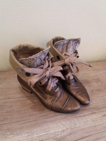Стильные ботинки деми, натур. кожа, в Бишкек