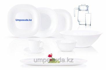 luminarc francuzskoe steklo в Кыргызстан: Новый сервиз от французского бренда luminarc, Neo Carine White, 46