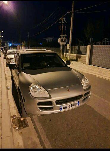 Porsche Cayenne 4.5 l. 2005 | 188000 km
