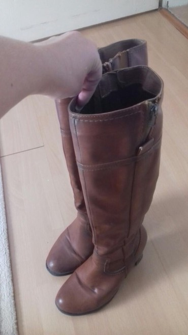 Kozne-cizme-sa-nitnama - Srbija: Kozne cizme br.37
