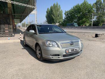 сколько стоит шины в Кыргызстан: Toyota Avensis 2 л. 2005