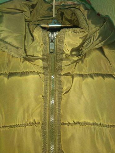 Теплая женская куртка цвета хакки44-46размер в Бишкек