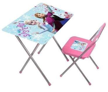 Frozen Sto i stolica za decuSavršen poklon za male