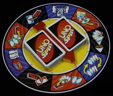 Капсульная кофемашина cremesso uno - Кыргызстан: Настольная карточная игра Уно Спин (UNO Spin)Карты и колесо новые, не