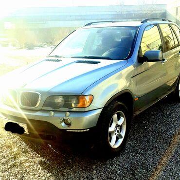 BMW - Газ - Бишкек: BMW X5 3 л. 2003 | 150000 км