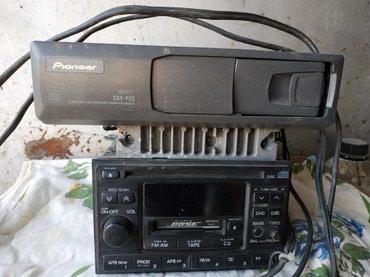 Продаю аудио магнитофон и Cd чейнж в Бишкек