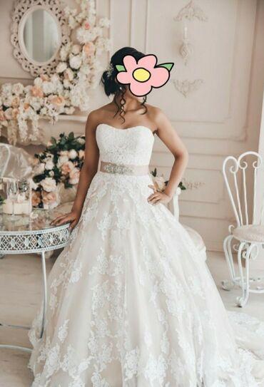 Продаю или сдаю на прокат свадебное платье от итальянского бренда
