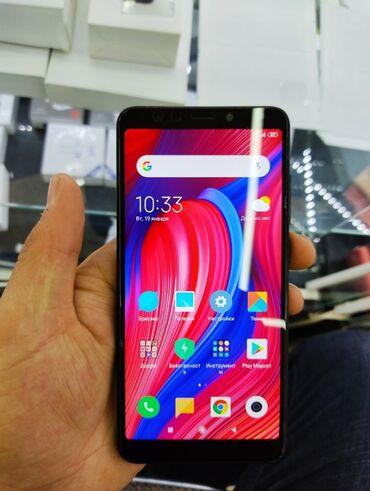 защитное стекло в Кыргызстан: Б/у Xiaomi Redmi 5 32 ГБ Черный