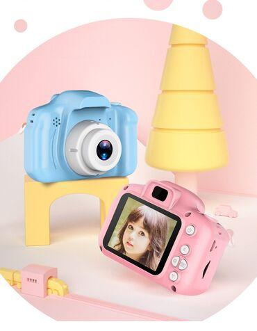 uşaq üçün həkim dəsti - Azərbaycan: Kidcam s100 mini - uşaqlar üçün mini fotoaparat.【1080P HD Video /