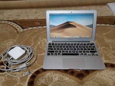 daye iş elanları 2018 - Azərbaycan: MacBook Air 2013. 11.6 ekran. i5 prosessor. 4gb ram. 128gb SSD yaddas