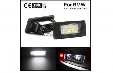 Bmw 2 серия m240i xdrive - Srbija: LED Svetlo za tablice - BMWLed svetlo za tablice - BMW - set od 2