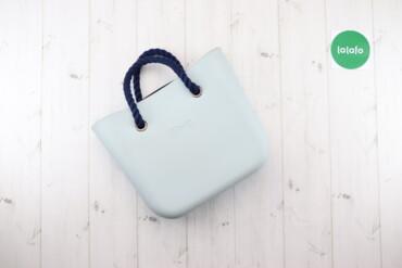 Жіноча сумка O Bag зі змінними ручками   Довжина ручки: 15 см Довжина
