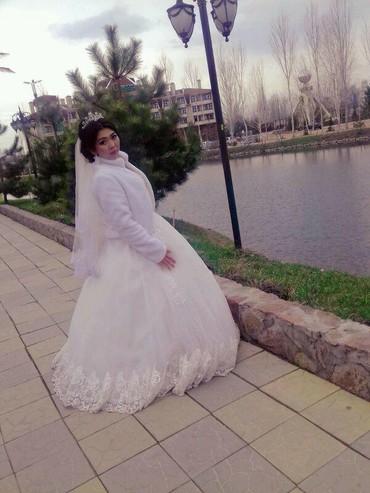 Личные вещи в Кант: Сдаю на прокат своё свадебное платье. мой номер В комплекте есть укра