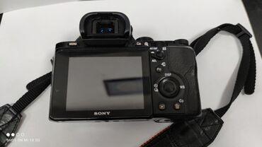 4006 объявлений: СРОЧНО ПРОДАМ продвинутую фото-видео камеру Sony A7s. Body. (Тушка). О