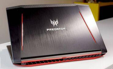 acer fiyatları - Azərbaycan: ACER Predator GTX-1050 Ti 144Hz ekran .Ağır oyun və qrafik işlər