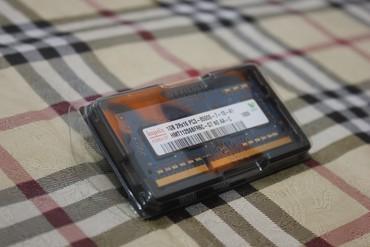 Оперативная память - Кыргызстан: Оперативная память ddr3 - 1gb для ноутбука.Отлично работает, есть