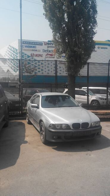швабры и тряпки моп в Кыргызстан: BMW 5 series 3 л. 2001