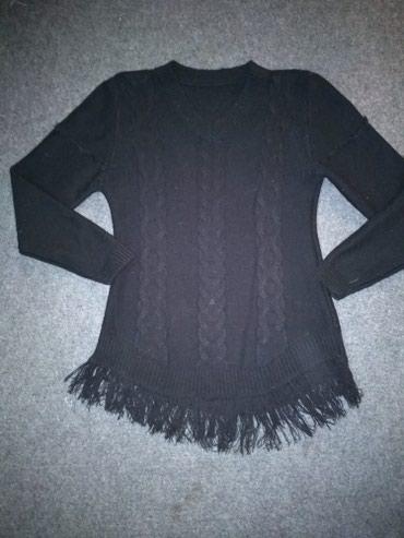 Пуловер с бахромой, Турция размер 44 в Лебединовка