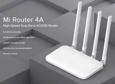 Xiaomi Mi Router 4A Gigabit Edition, yükü adi 100 meqabitdən dəfələrlə